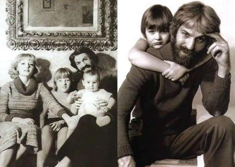 Какой выросла дочь Вертинской  от красавца-актера Бориса Хмельницкого