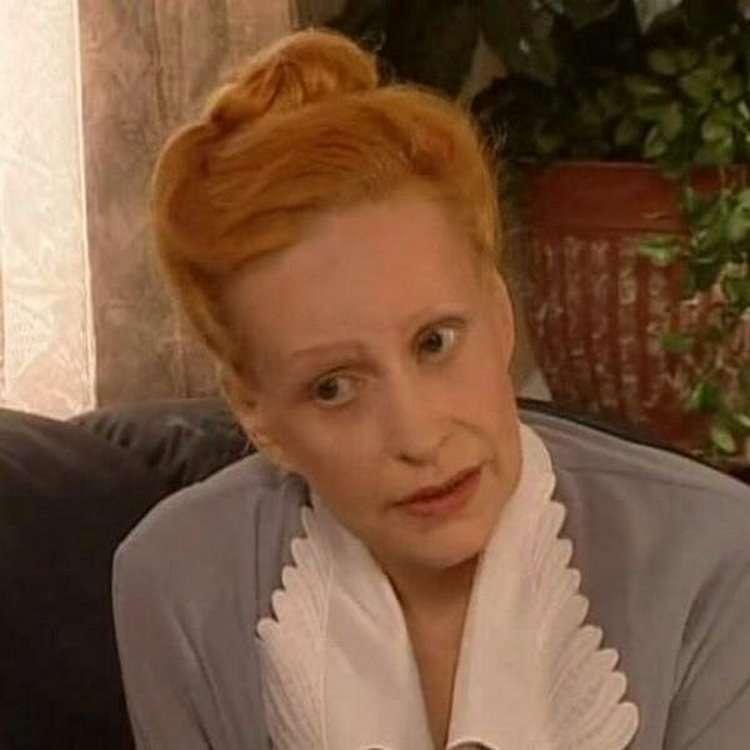 Яркая актриса с необычной внешностью Татьяна Кузнецова.