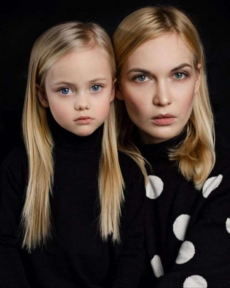 Красивая мама самых красивых в мире детей – как она выглядит сейчас